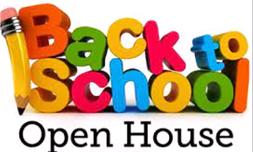 Open House: Back to School Night