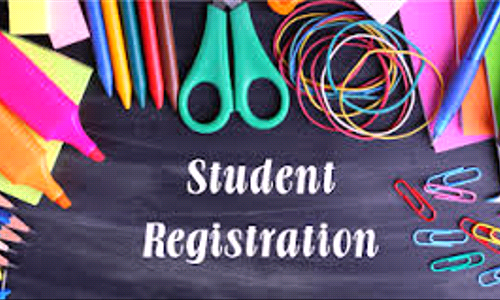 School Registration 2021-2022