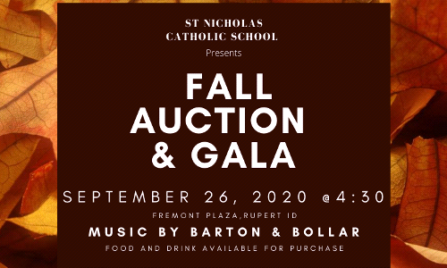 Fall Auction & Gala